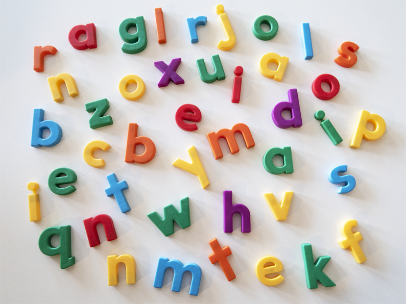 Step 1 – Assessment: Letters And Sounds