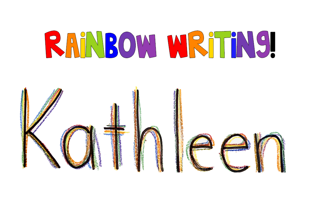 Step 2: Teaching The Alphabet With Rainbow Writing